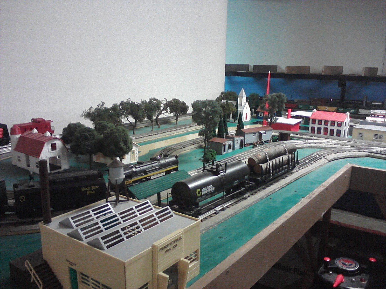 1950s Lionel Layout